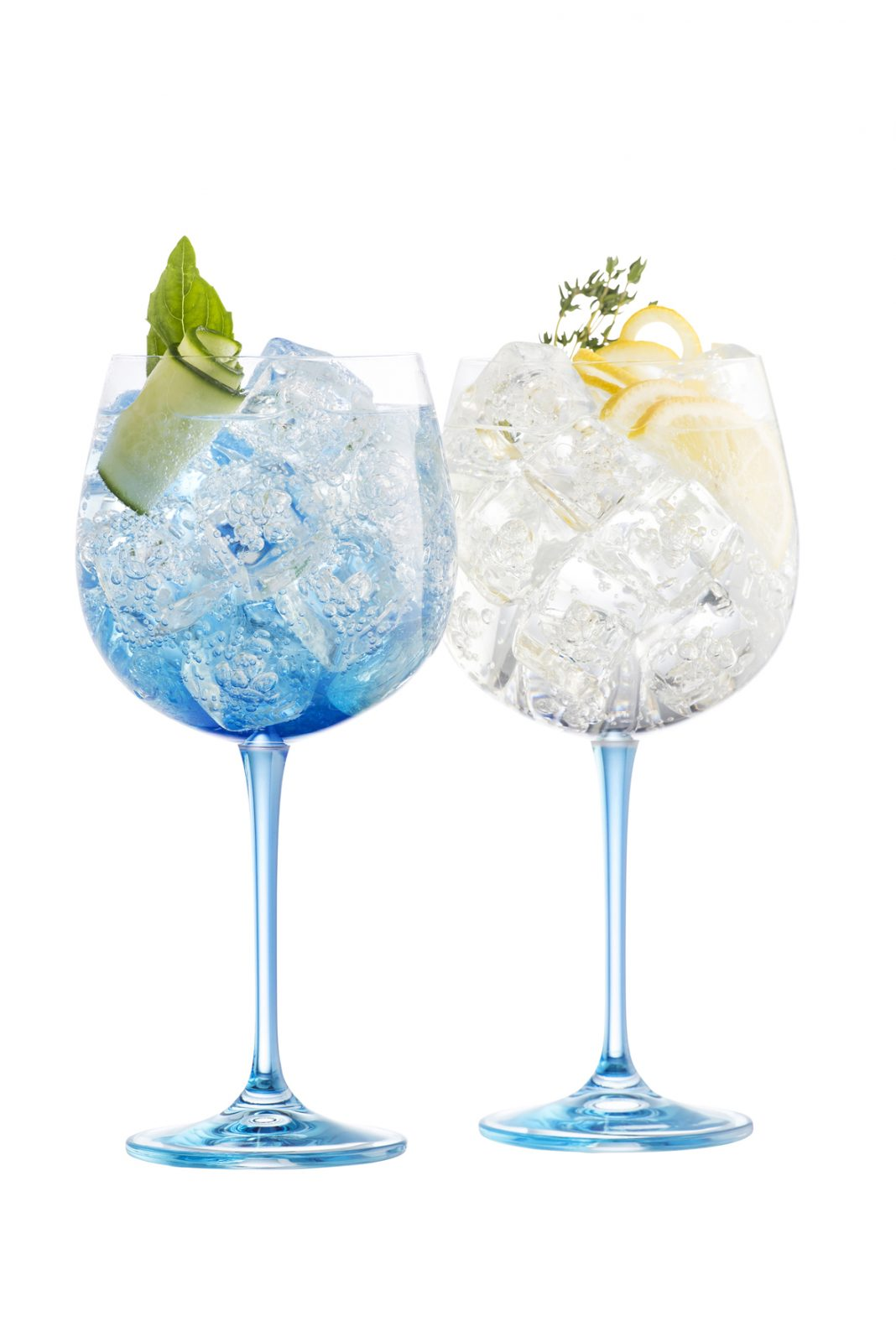 Galway Gin and Tonic Blue Pair