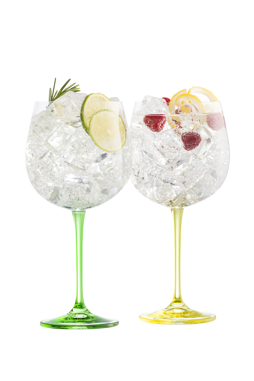 Galway Gin and Tonic Lemon and Lime Pair