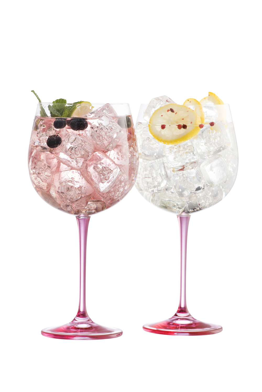 Galway Pink Gin and Tonic Pair