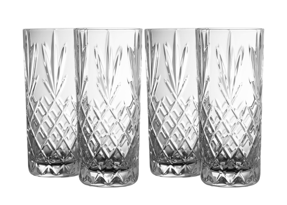 Galway | CRYSTAL  RENMORE HIBALL GLASS SET